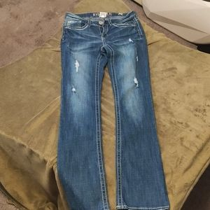 Hydraulic, slim boot jeans